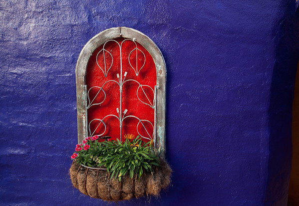 The Red Window...