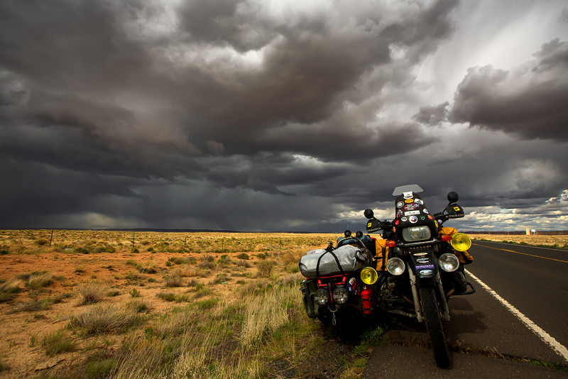 Others, the Ride, the Roads.