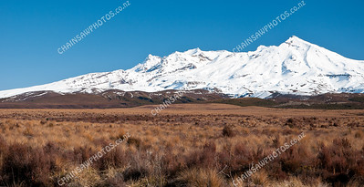 Mt Ruapehu from the east (3)