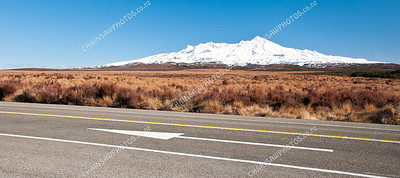 Mt Ruapehu from the east (2)