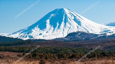 Mt Ngaruhoe
