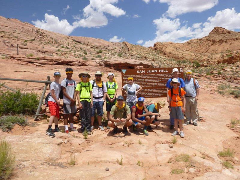 2016_Troop 608 - San Juan Hill