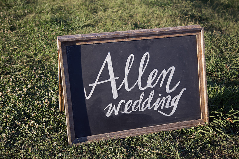 Allen - Real Wedding Submission