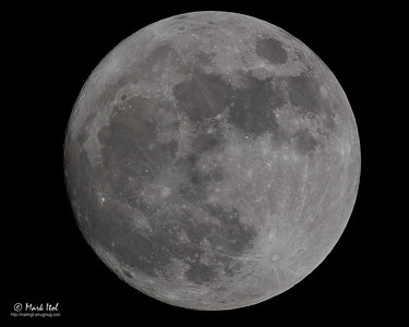 MOON OBSERVED FROM QUEZON CITY. Got me a shot of tonight's full moon. I overclocked my 400/5.6 by slapping a 2x and a 1.5x TC on it. I'm kinda happy with the IQ. :)  Taken 17 April 2011 22:49:09 GMT+0800 40D, 400/5.6 + 2x + 1.5x, 1200mm, ISO 100, ~f/19, 1/30 sec, manual exposure, manual focus via live view, tripod/gimbal, cable release, MLU
