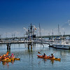Paddling in Historic St. Augustine