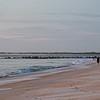 Early morning on Vilano Beach