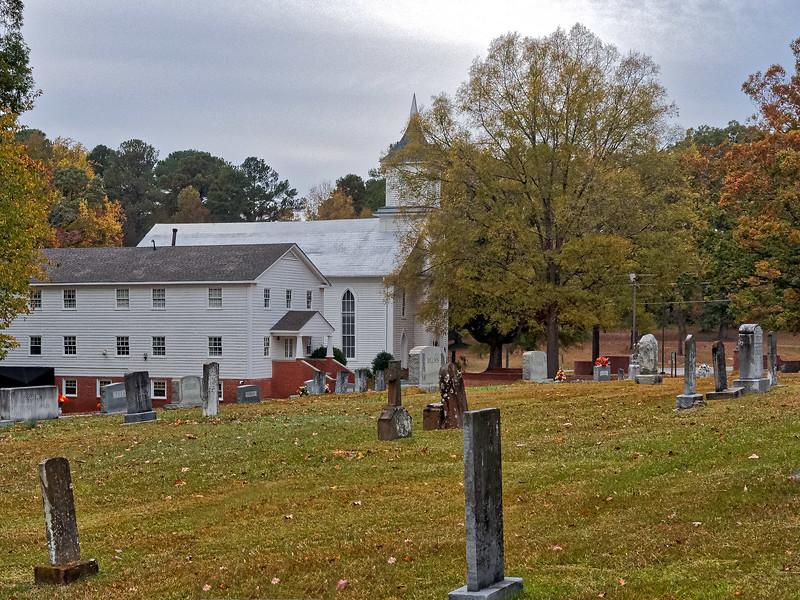 Buffalo Presbyterian Church and Cemetery