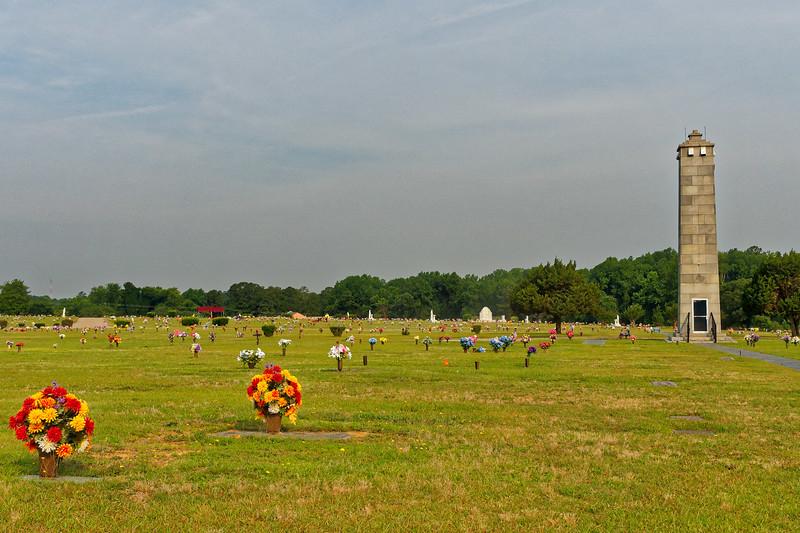 Lafayette Memorial Park Fayetteville