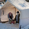 "UNHCR (United Nations Refugee Agency) Nativity Scene at St Columba by the Lake Church, Pointe Claire, QC. <br /> <a href=""http://www.unhcr.ca/"">http://www.unhcr.ca/</a>"