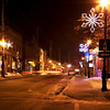 Christmas Lights, Pointe Claire Village, QC