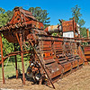 Old Machinery Displayed in Stevenson Park