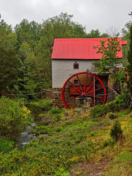 North Carolina's Old Mill of Guilford