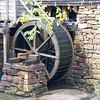 Historic Yates Mill Water Wheel