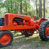 Antique Allis-Chalmers Tractor