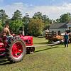 Farmers Connect Antique Farmall Tractor