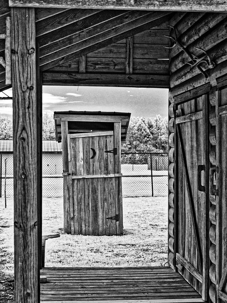 """""""Rediscover Early Florida""""  Outhouse"""