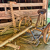 Old Farm Equipment at Cable Mill