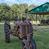 Antique Case Tractor in Adams Run, South Carolina