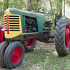 Antique Oliver Tractor