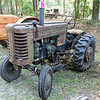 Antique Tractor at Stephen Foster State Park