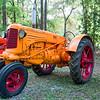 Antique Minneapolis Moline Tractor