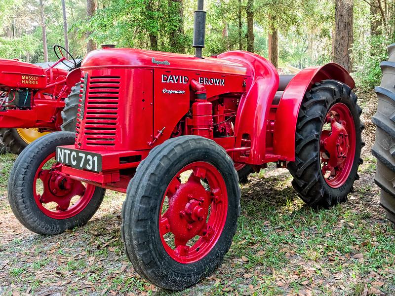 Antique David Brown, Cropmaster