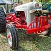 1953 Ford Golden Jubilee Model Tractor