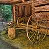 Old Farm Equipment at Cades Cove