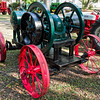 Antique Tractor at Tractor and Engine Show