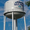 Selma Water Tower