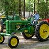 1951 John Deere Wide Front Tractor