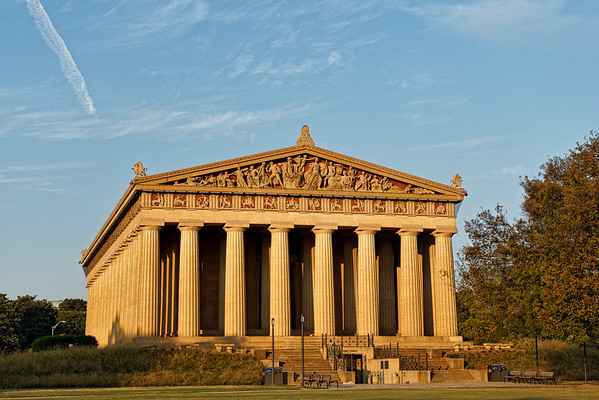 1897 Parthenon in Nashville