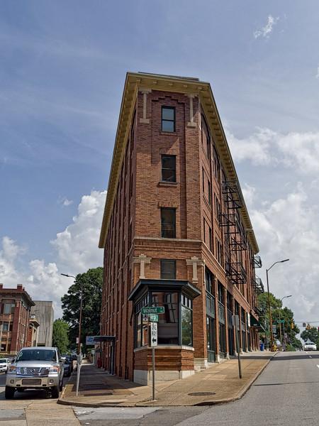 Chattanooga's Flatiron Building