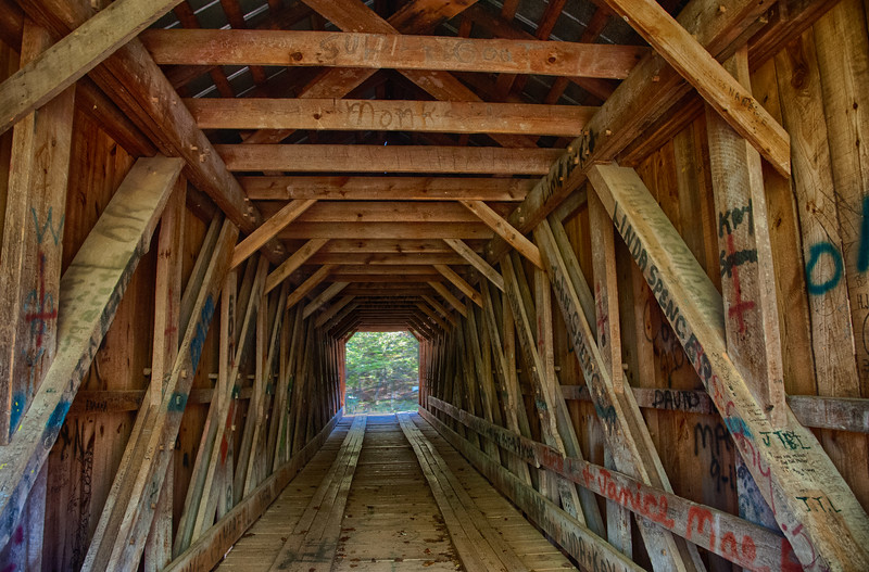 Bunker Hill Covered Bridge