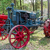 Antique Farmall Tractor at White Springs