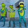 Frog Mariachi Band