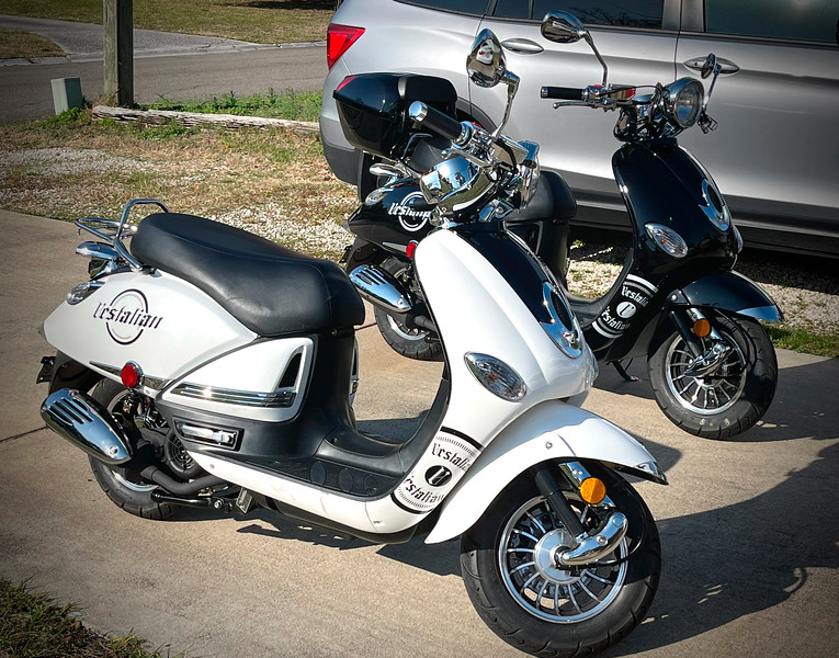 Sandy & Don's Motor Scooters