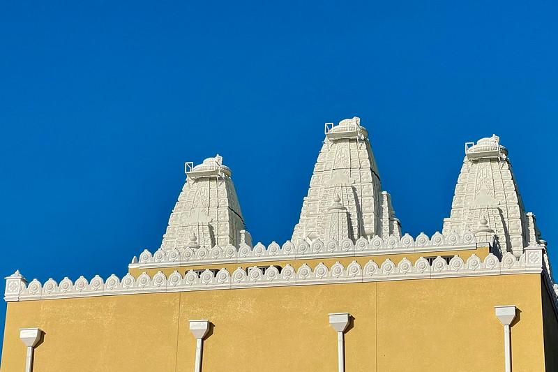 Shree Swaminarayan (a Hindu denomination) Temple