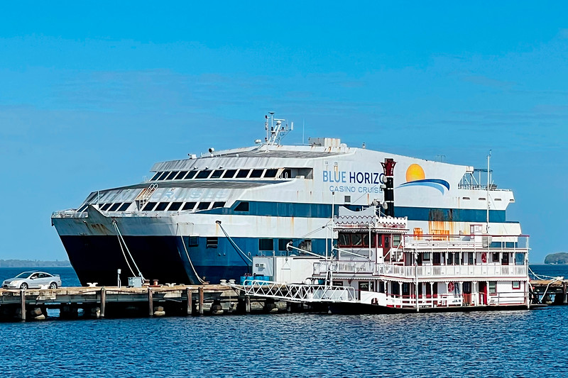 Blue Horizon Casino Cruise Ship