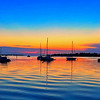 St. Augustine Harbor before Sunrise