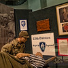 """Right to be proud"" 65th Division display"