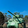World War II Army Tank