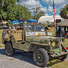 M.P. Army Jeep