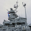 USS Alabama (BB-60) Superstructure