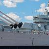 USS Wisconsin Turret 2