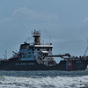 Coast Guard Coastal Buoy Tender off Jacksonville Beach