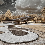 Douglas C-47 Skytrain at Camp Blanding
