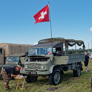 Army Medical Vehicle