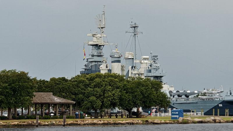 Museum Ship USS North Carolina
