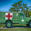Army WWII Ambulance